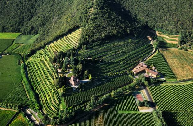 Castello Bonomi - Monte Orfano