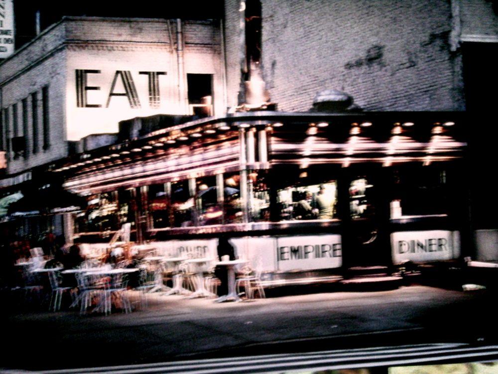 Cibo- L'ultima sala, Diner