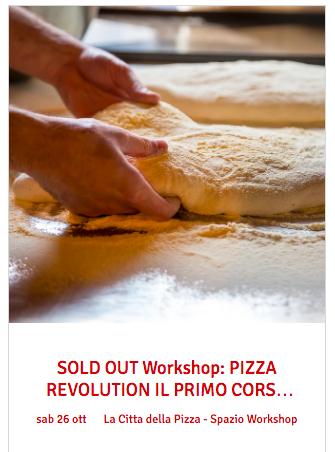 Citta' della pizza - workshop