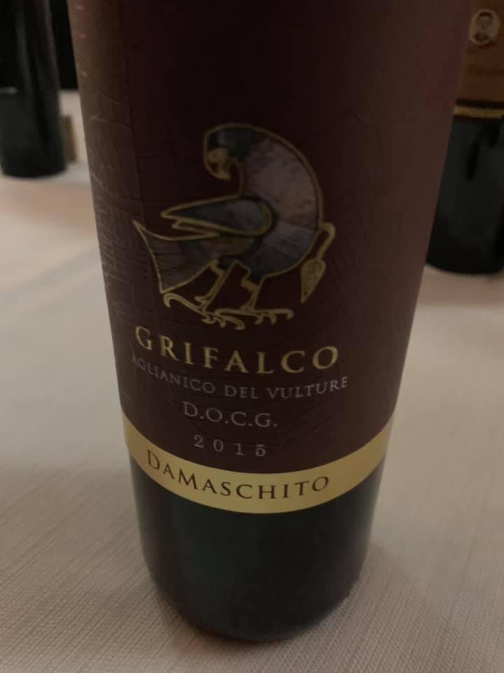 Damaschito 2016 Grifalco