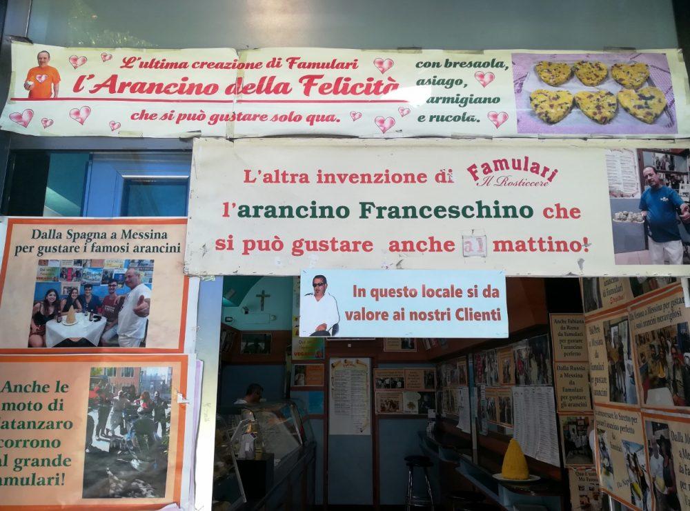FAMULARI - Messina