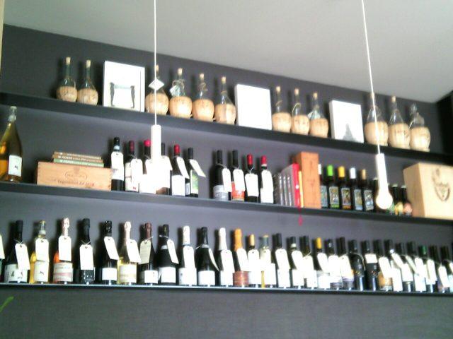 Forno Mollica- Lo spazio dei vini