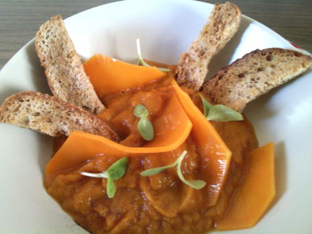 Forno Mollica- Pane in zuppa di zucca
