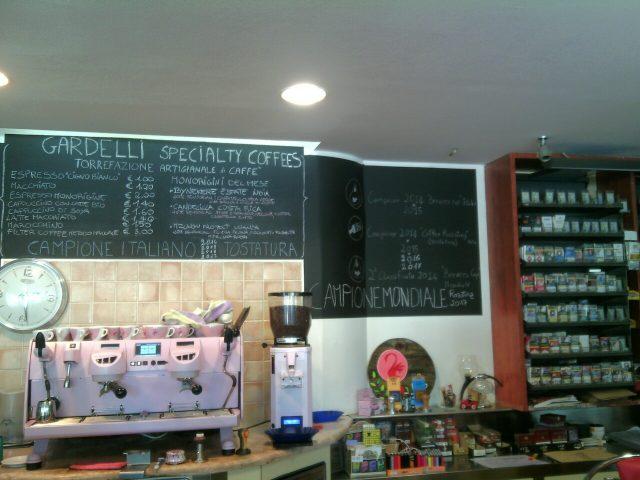 Gardelli- La caffetteria