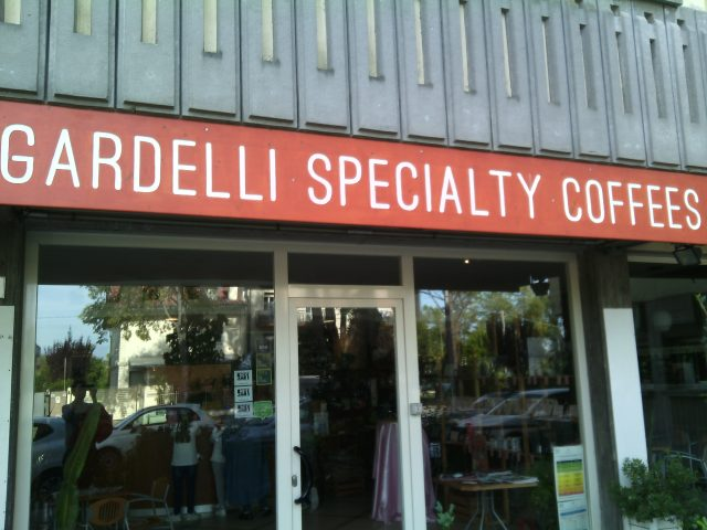 Gardelli- L'entrata