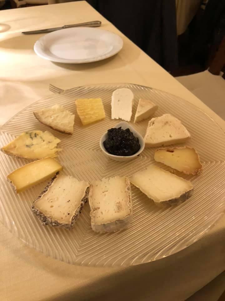 Il Moro - formaggi - foto Marcel Egger