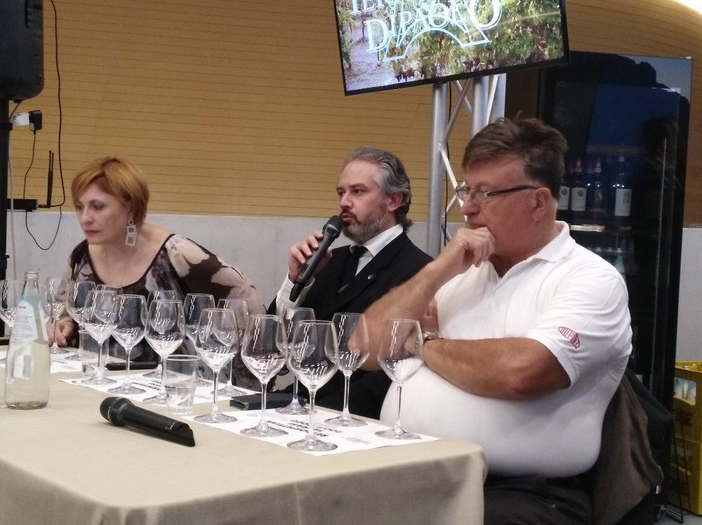 In Vino Civitas - Daniela Mastroberardino, Vittorio Guerrazzi e Paolo Mastroberardino