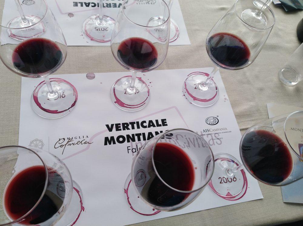 In Vino Civitas Degustazione in verticale di Montiano