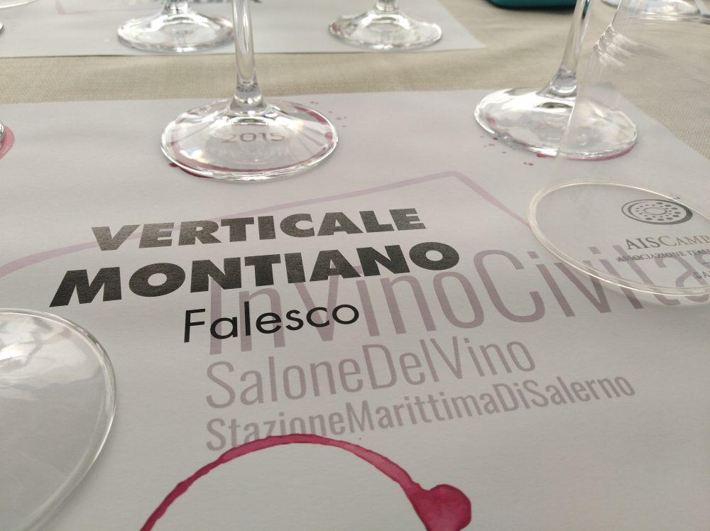 In Vino Civitas Presentazione della verticale di Montiano