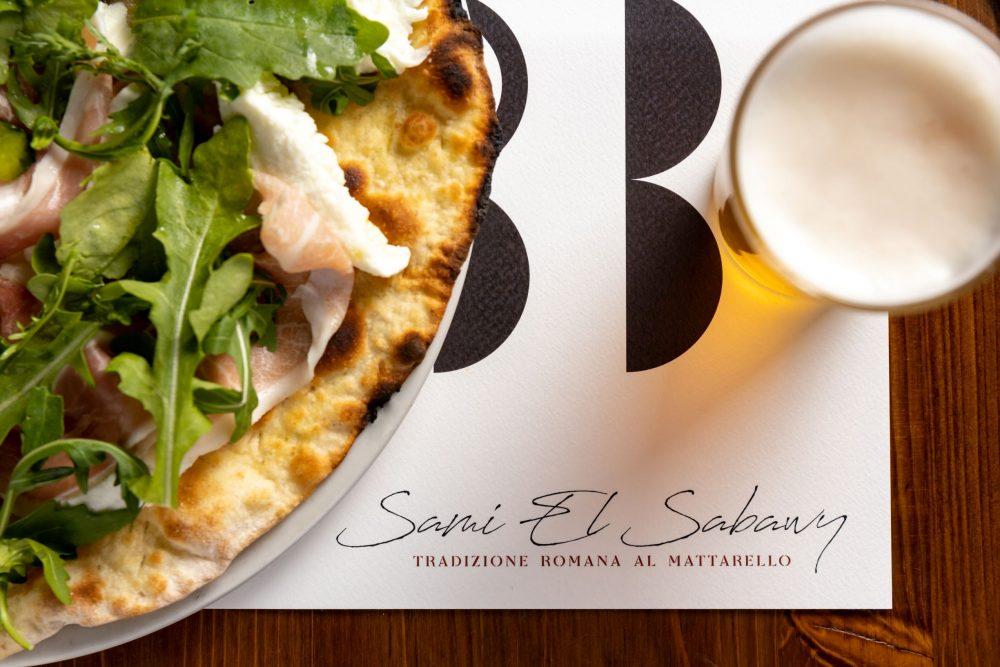 La pizza di Sami El Sabawy