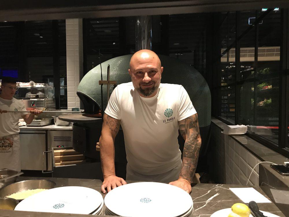 Le Parule Pizzeria & Orto - Giuseppe Pignalosa