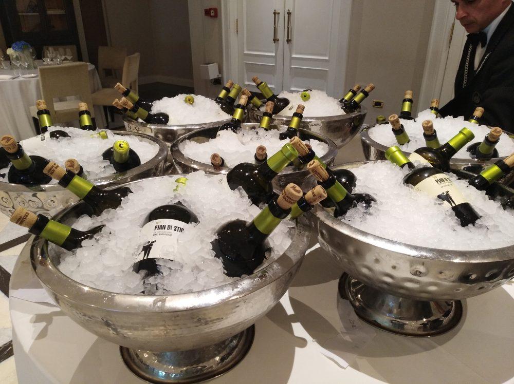 Lsdm - Bottiglie di Fiano Pian di Stio in ghiaccio