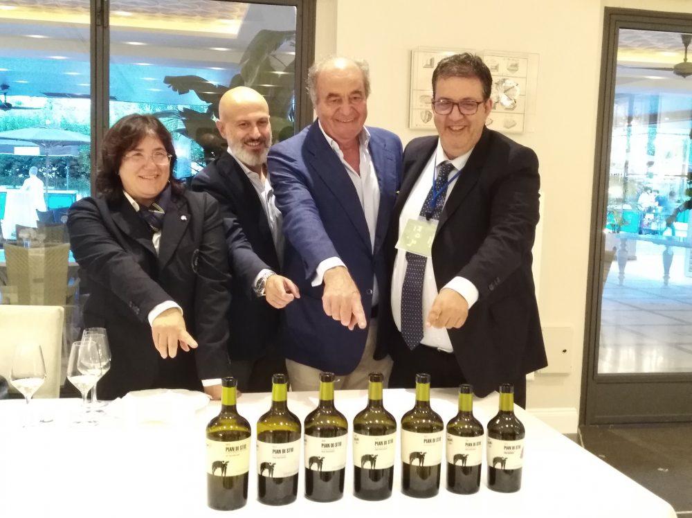Lsdm - Maria Sarnataro,Pier Paolo Chiasso, Peppino Pagano e Luciano Pignataro