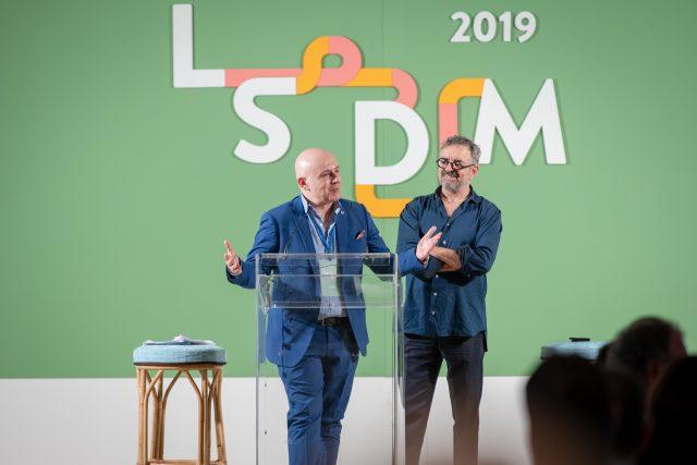 Mauro Uliassi e Albert Sapere a LSDM2019