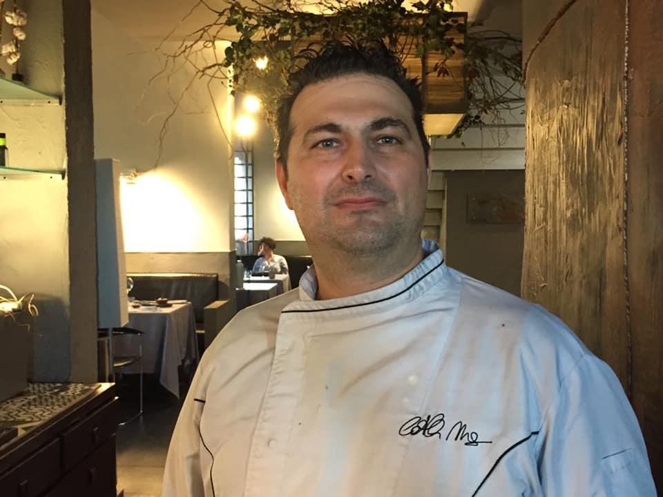 Max Cotilli, chef del Satricum