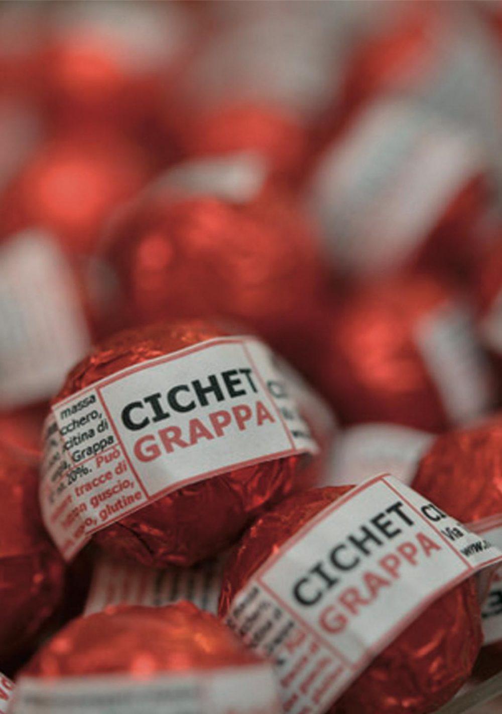 Nella Cioccolata - i cichet
