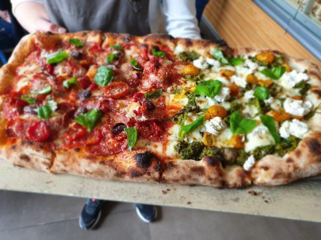 Pizza in pala - Noschese Bakery