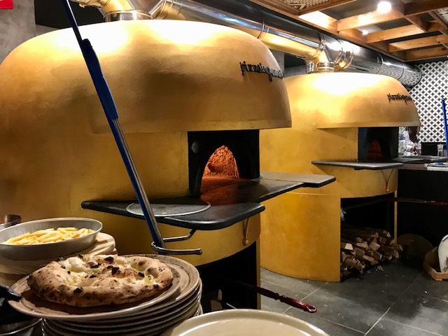 Pizzaingrammi Pozzuoli - Forni