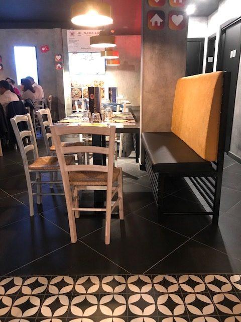 Pizzaingrammi Pozzuoli - Sala