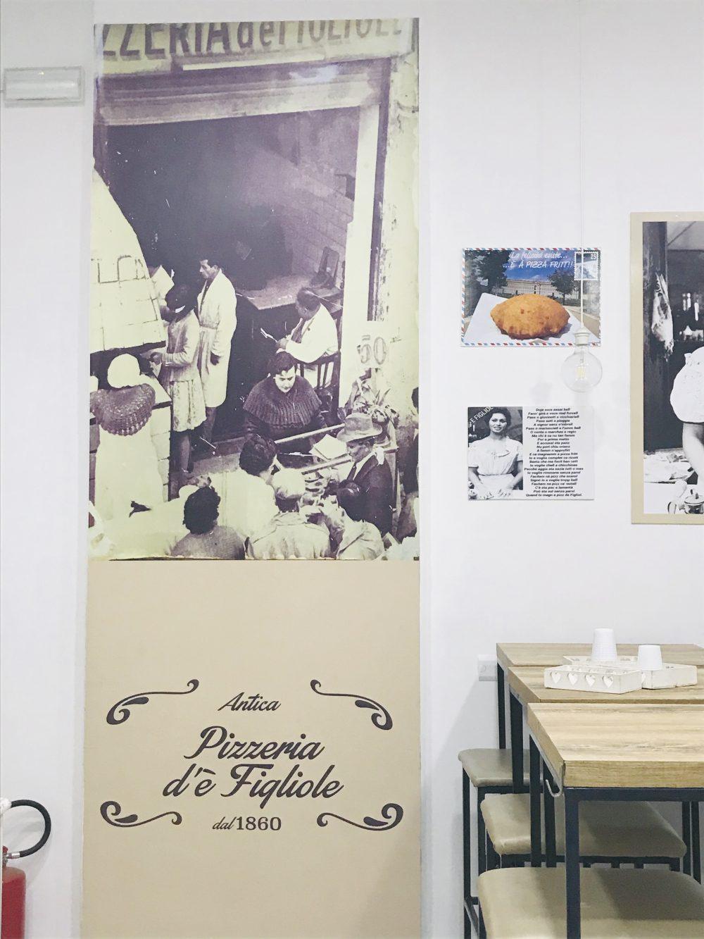 Pizzeria De' Figliole dal 1860