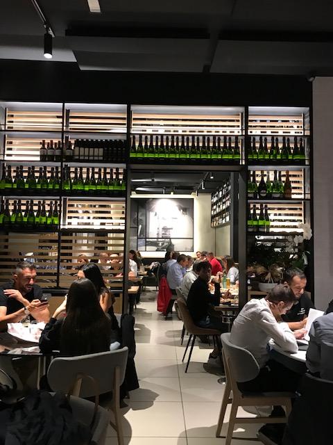 Pizzeria Francesco & Salvatore Salvo - parte della sala principale