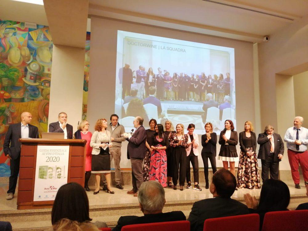 Presentazione Guida Essenziale ai Vini d'Italia DoctorWine