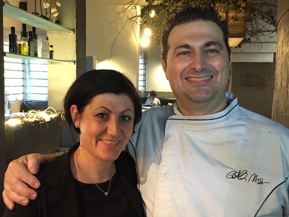 Satricum, Max e Sonia Cotilli