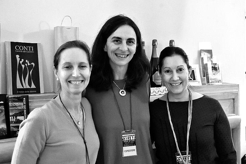 Terre di Vite 2019 - Federica Colla, Elena Conti, Ilaria Salvetti