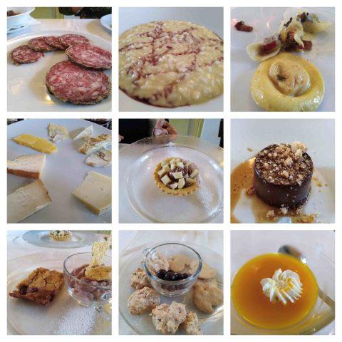Trattoria Visconti - i piatti