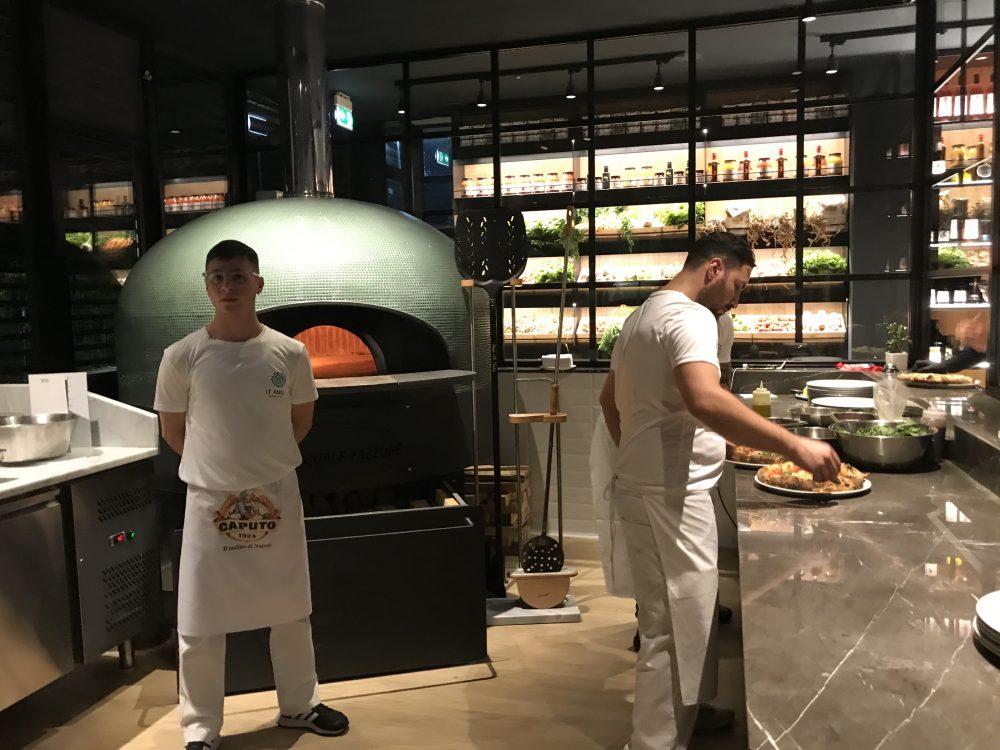 Le Parule Pizzeria & Orto - forni
