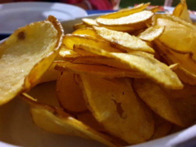 chips fresche di Podere 1099