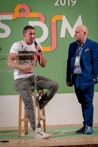 Ciro Salvo e Albert Sapere a LSDM 2019