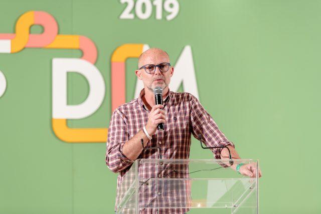 Denis Lovatel a LSDM 2019