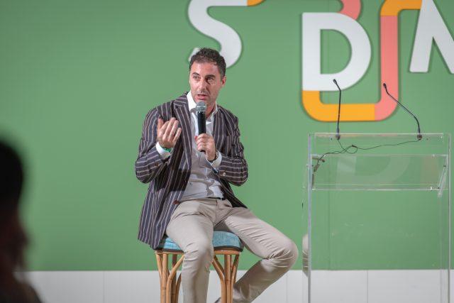 Ernesto Iaccarino a LSDM 2019