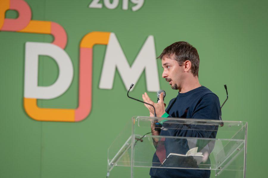 Gianluca Gorini a LSDM 2019