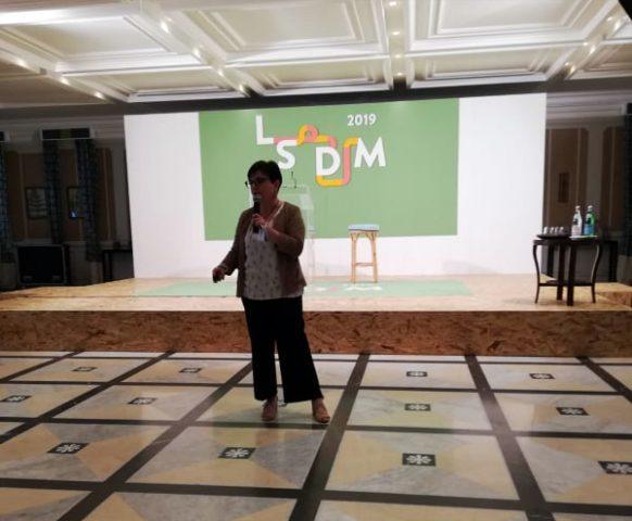 Lucia Galasso a LSDM 2019