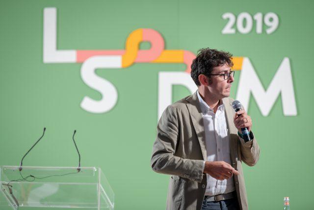 Marco Malaguti a LSDM 2019