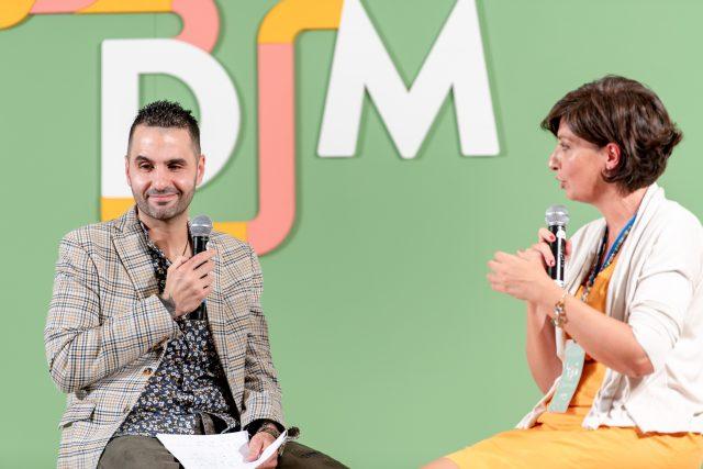 Massimiliano Sena e Barbara Guerra a LSDM2019
