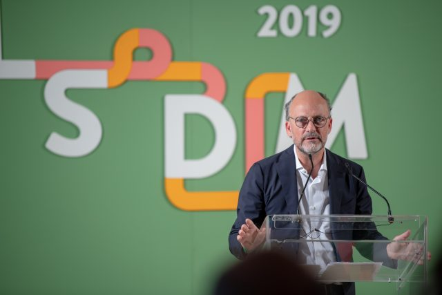 Moreno Cedroni a LSDM 2019
