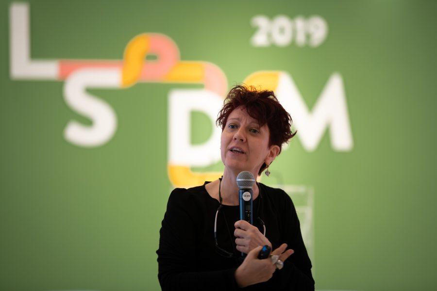 Nicoletta Polliotto a LSDM 2019