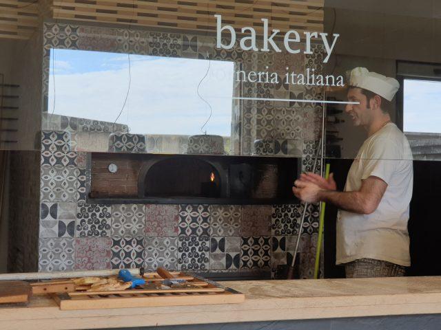 Peppino al forno - Noschese Bakery