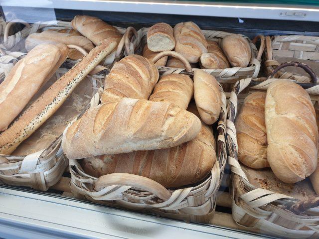 Il pane - Noschese Bakery