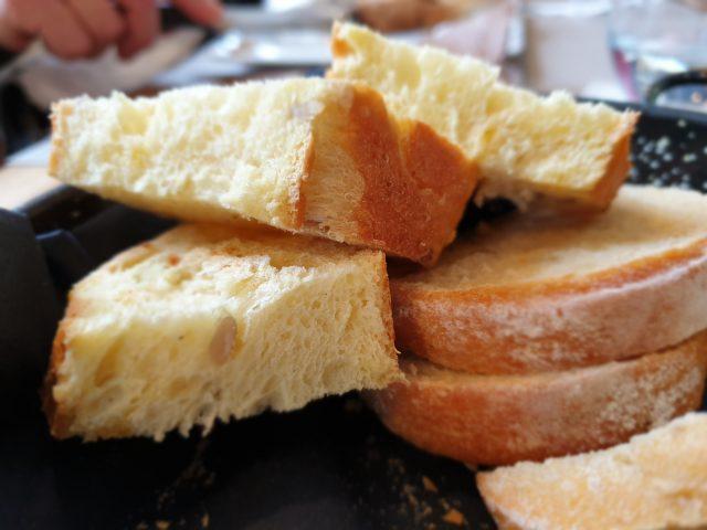 Pane con Farina di mais e semi di zucca - Noschese Bakery