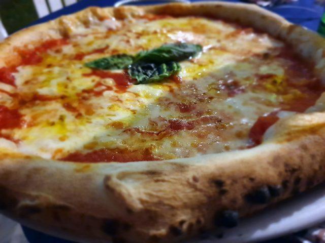 pizza margherita di Podere 1099