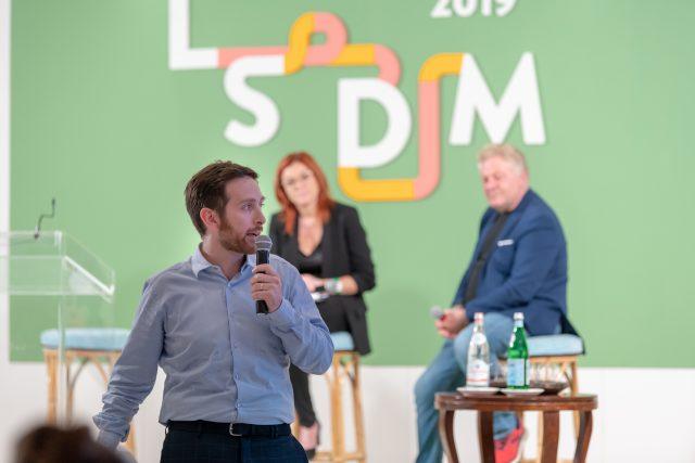 Riccardo Orfino a LSDM 2019