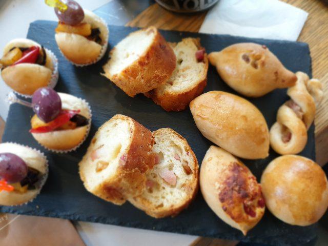 finger food - Noschese Bakery