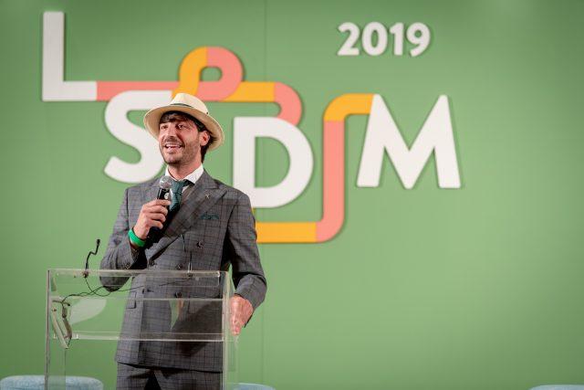 Salvatore Lioniello a LSDM 2019
