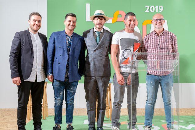 Sirabella, Seu, Lioniello, Salvo e Lovatel a LSDM 2019