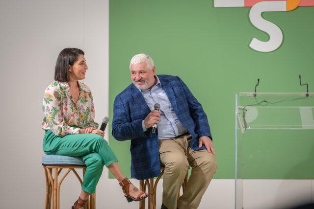 Umberto Bombana e Maria Pranzo a LSDM2019