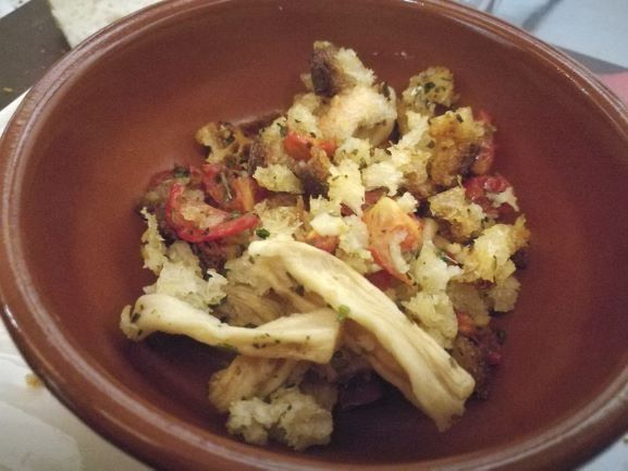 Prosciutteria - Le zucchine